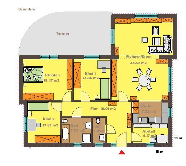 lcg consult gmbh bungalow. Black Bedroom Furniture Sets. Home Design Ideas